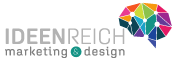 ideenreich marketing und design Logo